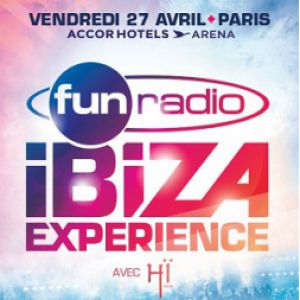 FUN RADIO IBIZA EXPERIENCE @ ACCORHOTELS ARENA - PARIS