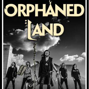 Orphaned Land + In Vain + Subterranean Masquerade + Aevum @ Le Ferrailleur - Nantes