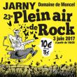 Festival 23EME PLEIN AIR DE ROCK - JARNY @ Château de Moncel - Billets & Places