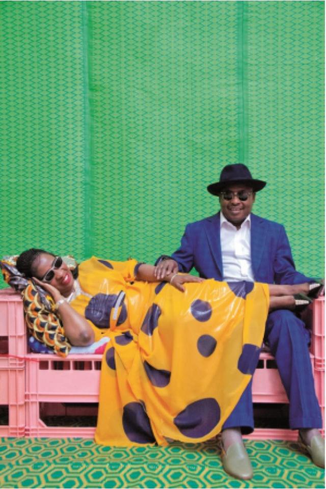 AMADOU & MARIAM @ Gérard Philipe - CALAIS