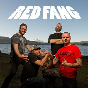 Red Fang + Whores