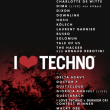 Concert I LOVE TECHNO EUROPE 2018 à PÉROLS @ Parc des Expositions Montpellier - Billets & Places