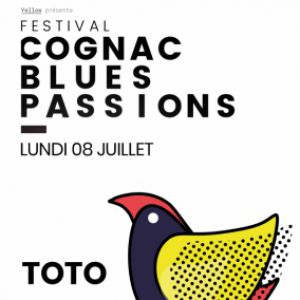 Cognac Blues Passions - 08/07/2019