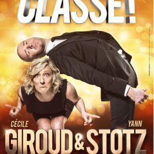 Giroud & Stotz - Classe @ Théâtre le Colbert  - TOULON