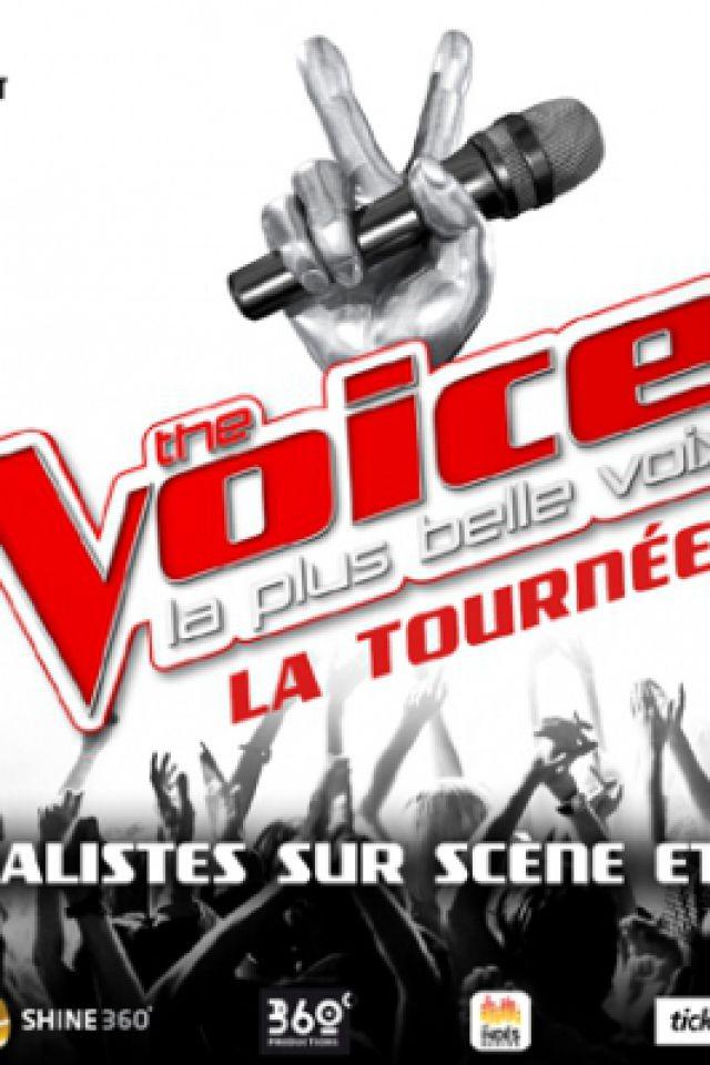 THE VOICE : LA TOURNEE @ 02-2 GRAND AUDITORIUM - CANNES
