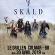 Concert SKÁLD • Grillen • Colmar @ Le GRILLEN - Billets & Places