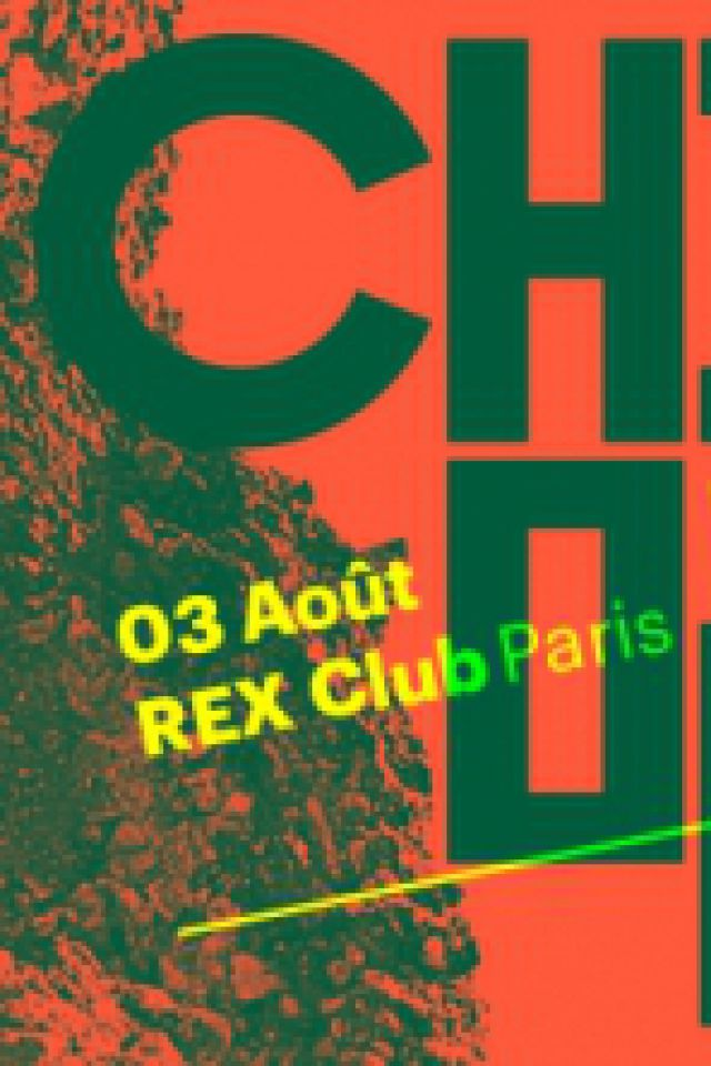 CODT @ Le Rex Club - PARIS