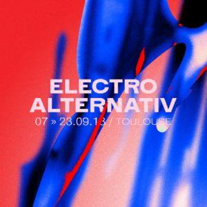 EA#14 > 15.09 // SAM PAGANINI + PAUL RITCH + LA FLEUR @ LES ABATTOIRS - TOULOUSE