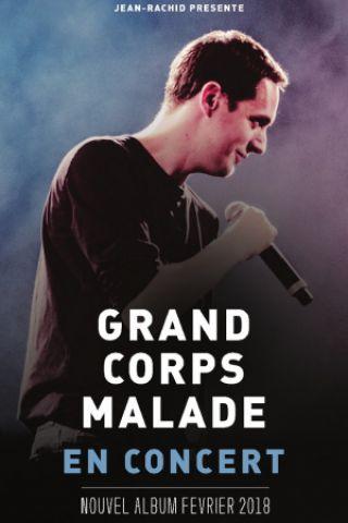 Billets GRAND CORPS MALADE - PMC - Salle Erasme