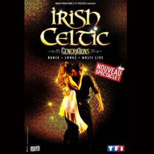 Spectacle irish celtic generations orl ans zenith d for Danse de salon orleans
