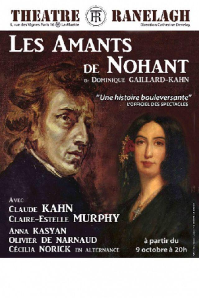 Les Amants de Nohant @ Théâtre le Ranelagh - Paris