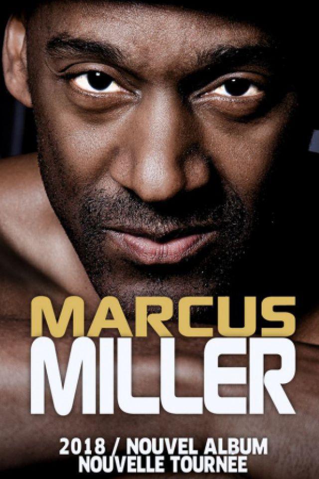 MARCUS MILLER @ Le Liberté - RENNES