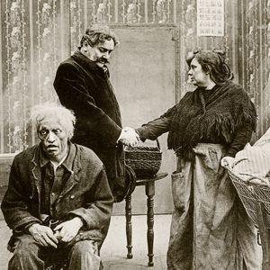 Germinal d'Albert Capellani, 1913 (2h30) @ Fondation Jérôme Seydoux-Pathé - PARIS