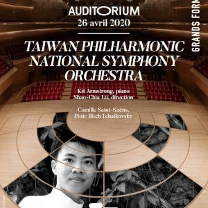 Taiwan Philharmonique - Kit Armstrong