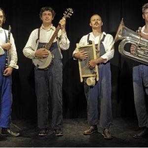 """Concert ISSACHAR """"L'histoire du Vieux Black Joe"""" à DUNKERQUE @ JAZZ-CLUB de Dunkerque - Billets & Places"""