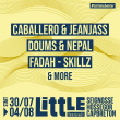 JEUDI 01 AOÛT - LITTLE FESTIVAL #3  à SEIGNOSSE @ LE TUBE - LES BOURDAINES - Billets & Places