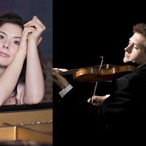 Alina Bercu, Piano - Dragos Manza, Violon