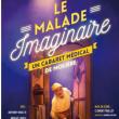 Théâtre LE MALADE IMAGINAIRE