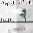 Concert APPEL D'AIR