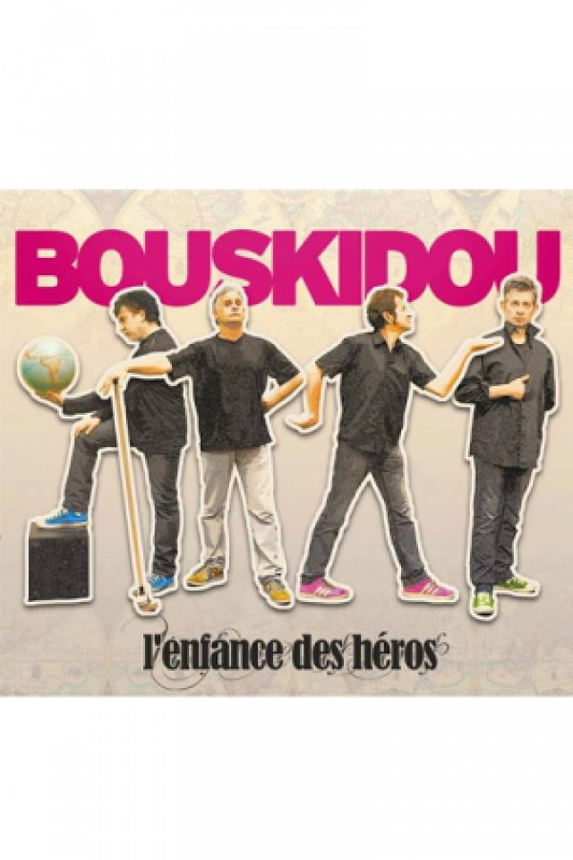 BOUSKIDOU @ THEATRE 100 NOMS - NANTES