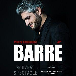 PIERRE-EMMANUEL BARRÉ @ Le Liberté - RENNES