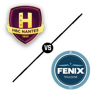 HBC Nantes - Toulouse @ Salle métropolitaine de la Trocardière - REZÉ