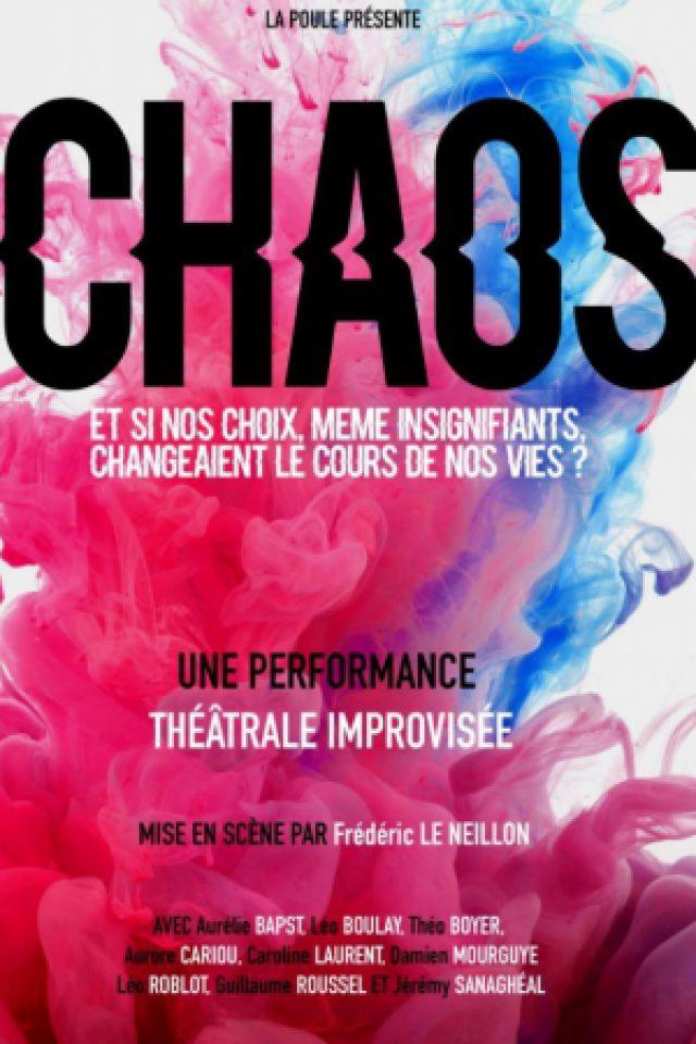 Chaos In the CBD • Good Music For Good People @ La Machine du Moulin Rouge - Paris