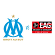 Match Olympique de Marseille - EA Guingamp