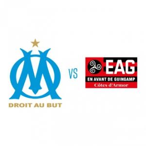 Olympique de Marseille - EA Guingamp
