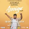 Concert KENDJI GIRAC à PAITA @ ARENE DU SUD - PAITA - Billets & Places