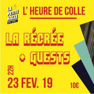 L'heure De Colle : La Récré + Ojard + Domotic