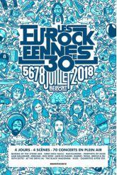LES EUROCKEENNES DE BELFORT - PASS 4 JOURS