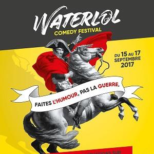 Waterlol Comedy Festival: Michael Gregorio @ Chapiteau - Waterloo