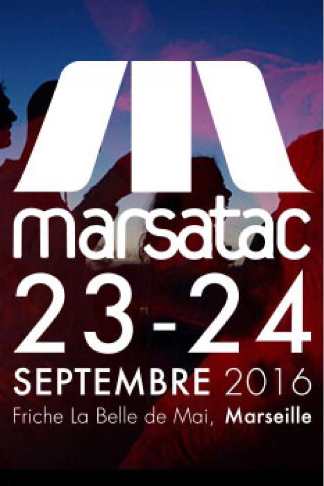 Soirée MARSATAC 2016 - NUIT 1 à Marseille @ La Friche La Belle de Mai - Billets & Places