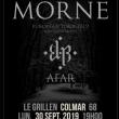 Concert Morne • E-L-R • Afar • Grillen • Colmar