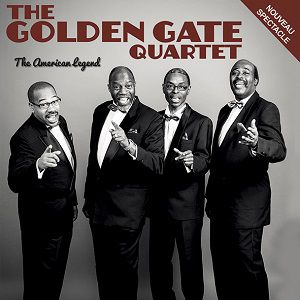 The Golden Gate Quartet @ Eglise Notre Dame au Cierge - ÉPINAL