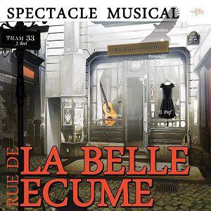 RUE DE LA BELLE ECUME @ Le Rouge Gorge - AVIGNON