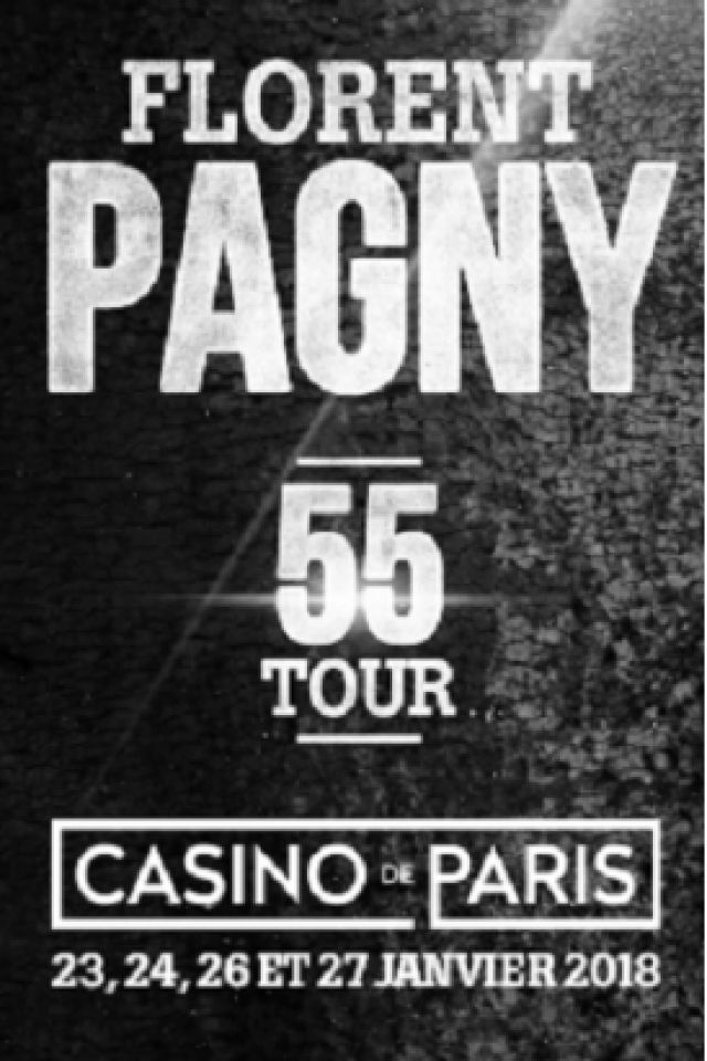 Concert FLORENT PAGNY