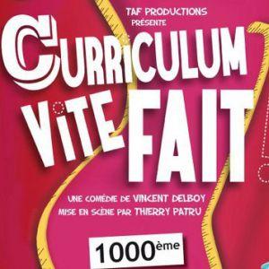 Curriculum Vite Fait !