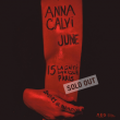 Concert ANNA CALVI + JEANNE ADDED (dj set) + ROUGE MARY (dj set) à Paris @ La Gaîté Lyrique - Billets & Places