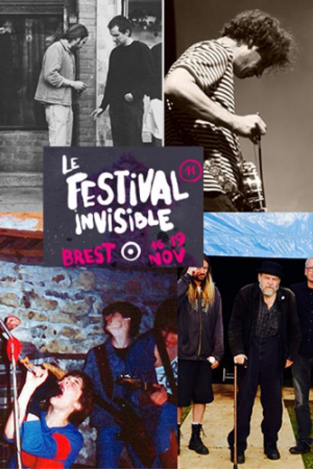 FESTIVAL INVISIBLE : PÈRE UBU+JESSICA93+CANTENAC DAGAR+HOUSEWIVES à Brest @ LA CARENE - Billets & Places