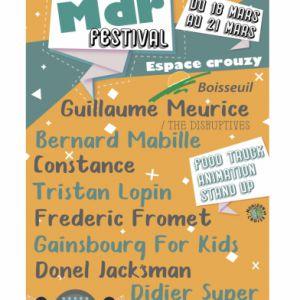 Guillaume Meurice /The Disruptives / Mdr Festival