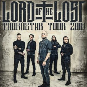 LORD OF THE LOST @ Le Ferrailleur - Nantes