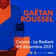 Concert GAETAN ROUSSEL à CALUIRE ET CUIRE @ RADIANT-BELLEVUE - Billets & Places
