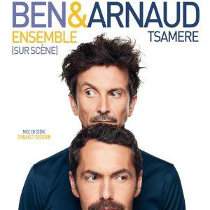 Ben & Arnaud Tsamere