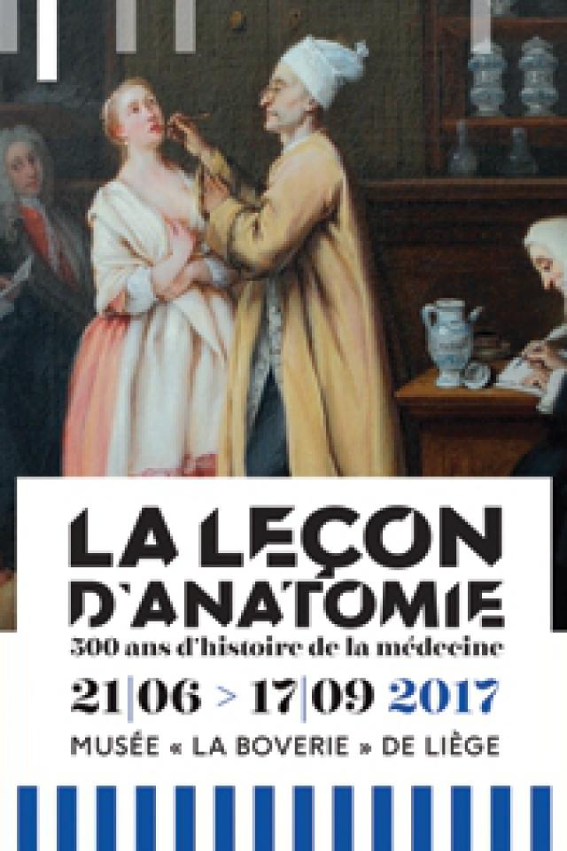 La Leçon d'Anatomie + Beaux-Arts @ Musée de La Boverie - Liège