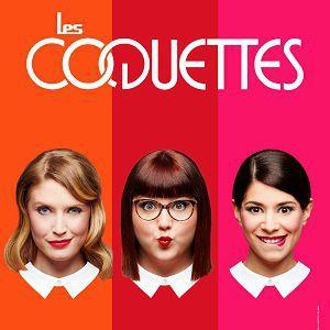 LES COQUETTES @ CASINO BARRIERE - LILLE