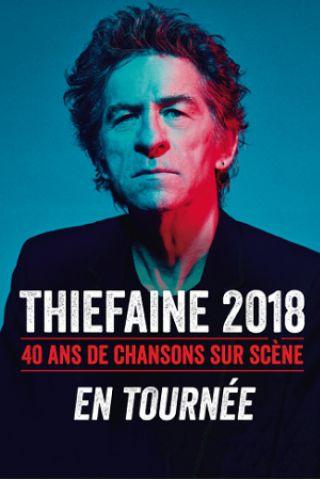 Concert THIEFAINE 2018 à Dijon @ Zénith de Dijon - Billets & Places