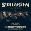 Concert Sidilarsen à PARIS @ La Maroquinerie - Billets & Places