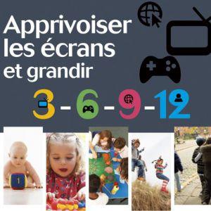 Conference - Apprivoiser Les Ecrans Et Grandir